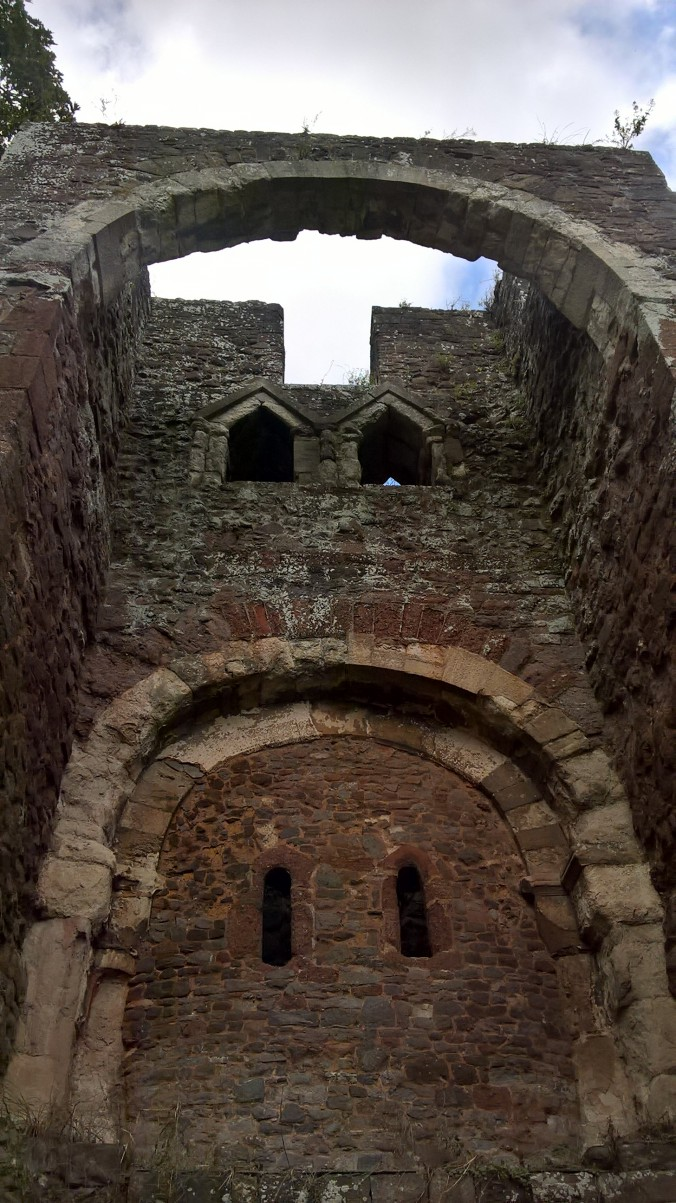 Exeter Cathedral Gatehouse by Rio Welsh