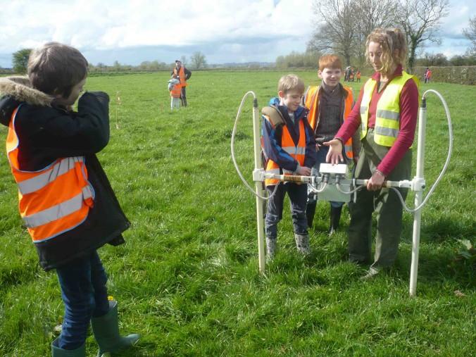Explaining the gradiometer 2