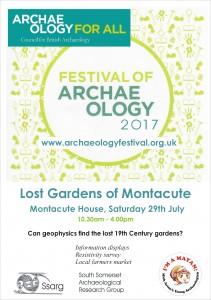 Montecute 2017 poster