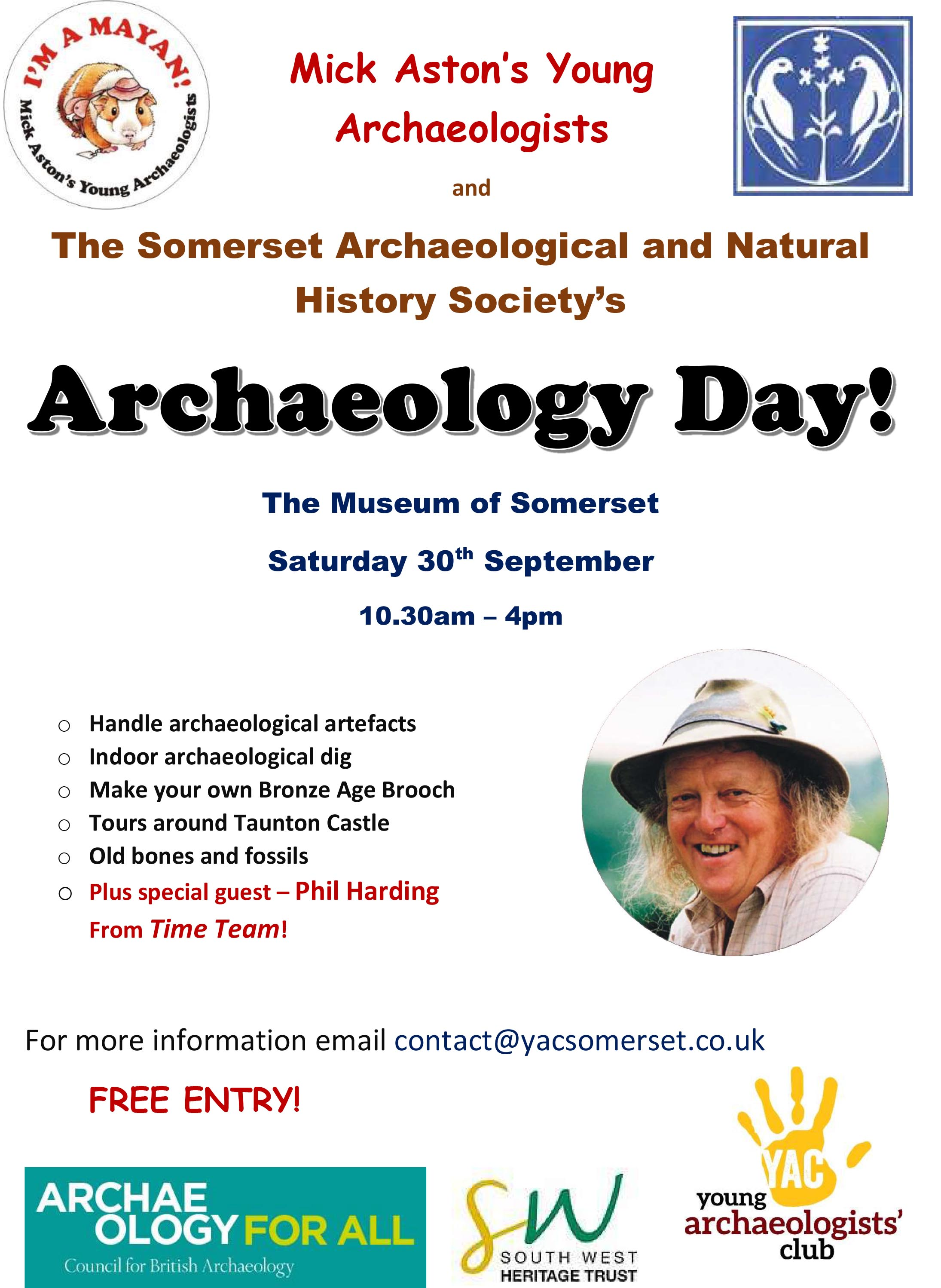 Microsoft Word - Archaeology Day poster 2